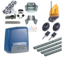 Ролтэк ЕВРО комплектующие до 800 кг (6 м) + автоматика Ролтэк R-Tech SL1000